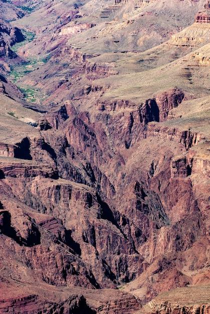 Grand canyon national park, west rim Free Photo