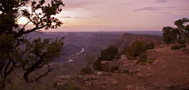 Grand canyon panorama Free Photo