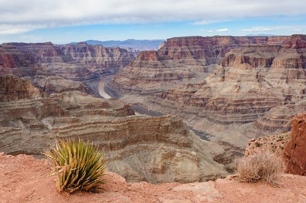 Grand canyon occidentale Foto Gratuite