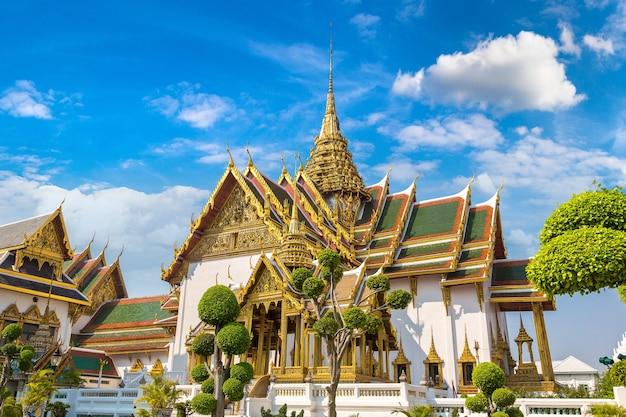 バンコク、タイの王宮 Premium写真