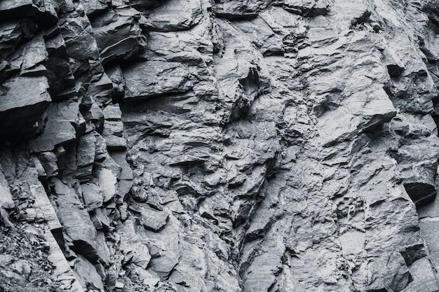 Granite stone hard solid rock texture background Premium Photo