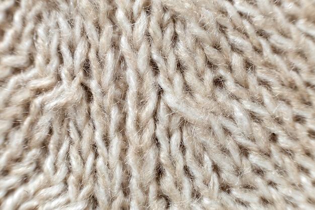 Gray beige linen canvas surface background. sackcloth design, ecological cotton textile, fashionable woven flex burlap. Premium Photo