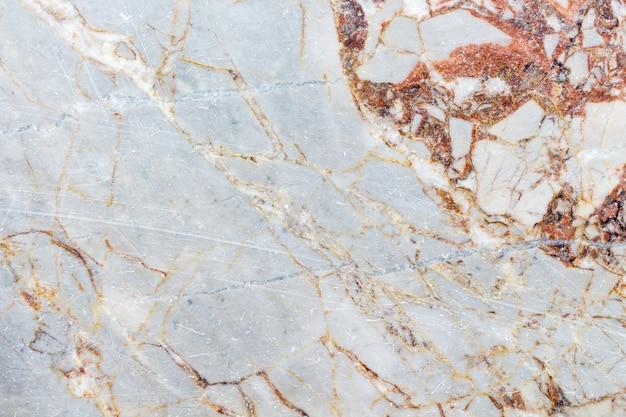 Gray light marble stone texture background Premium Photo