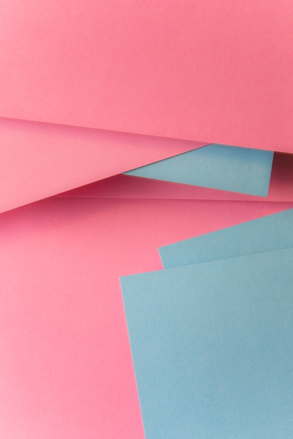 Gray and pink paper texture background Free Photo
