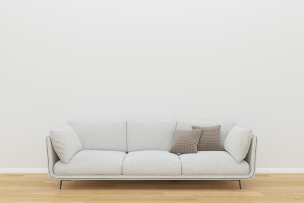 living room background images gray sofa wooden floor white wall luxury empty template 13653