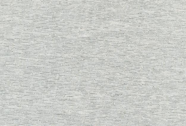 Тонкая ткань с серой текстурой Premium Фотографии