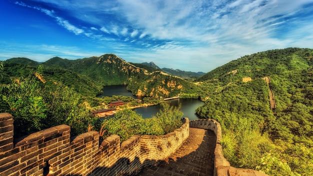 Grande muraglia cinese Foto Gratuite
