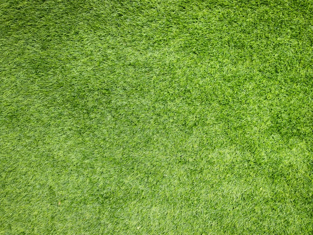 Green artificial grass. artificial turf laying background texture. Premium Photo