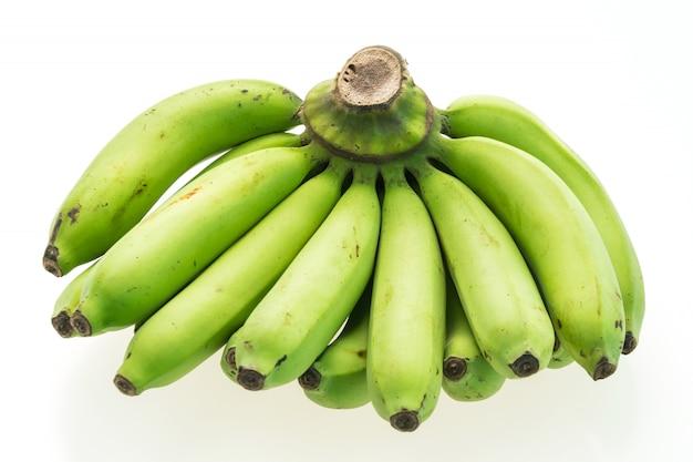 Green banana Free Photo