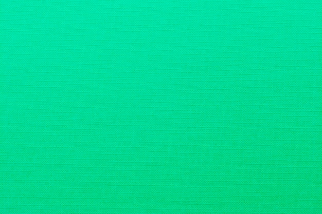 Green fabric texture background Free Photo