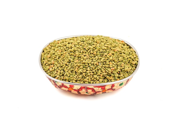 Green fenugreek seeds Premium Photo