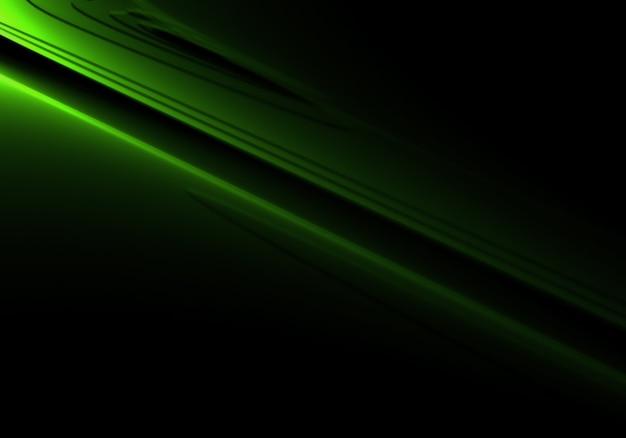Green lights background Free Photo