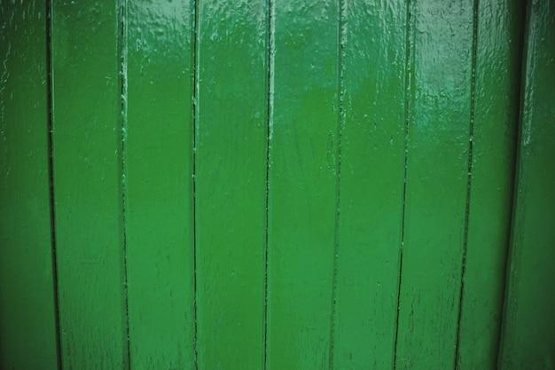 Green old door Free Photo