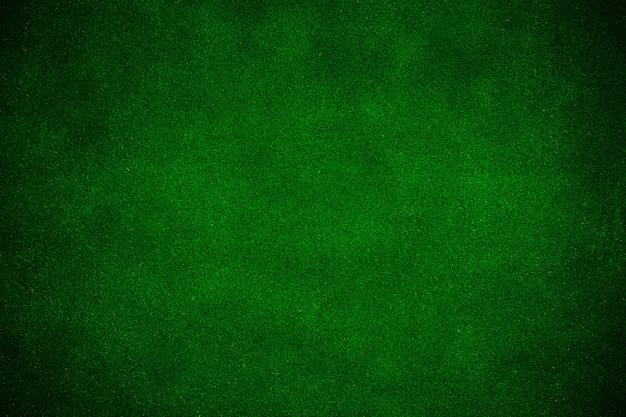 Green poker background Premium Photo