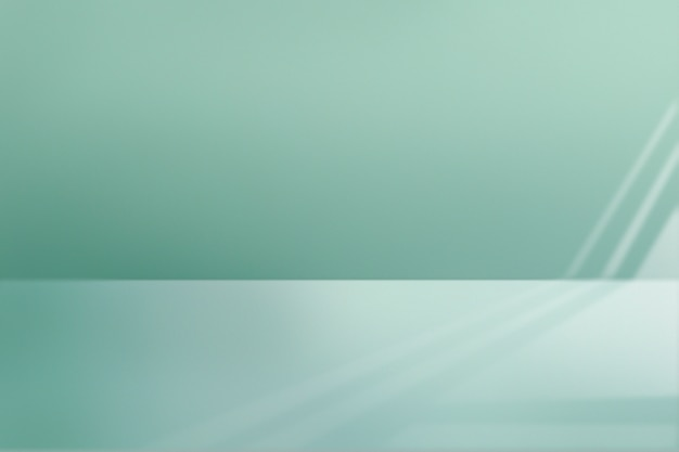 Green product background Free Photo