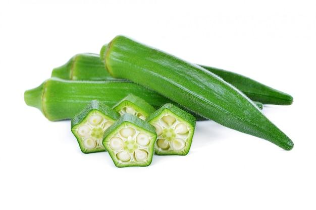 Green roselle Premium Photo