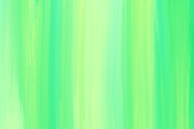 Green watercolor texture background Free Photo