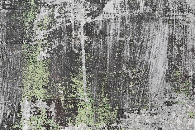 Серо-зеленые окрашенные копии космической шиферной стены Бесплатные Фотографии