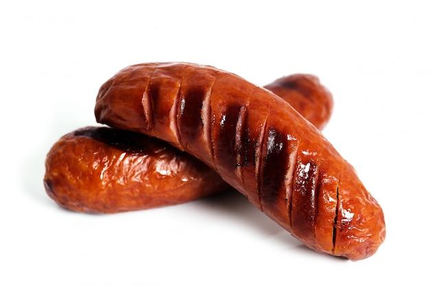 Жареная колбаса Бесплатные Фотографии