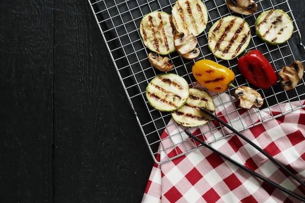 焼き野菜 無料写真