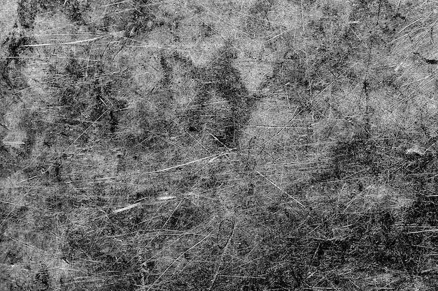 Grunge black and white distress texture . scratch texture . dirty texture .background . Premium Photo