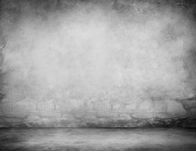 Grunge concrete material background texture wall concept Free Photo