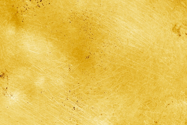 Grunge gold background or texture Premium Photo