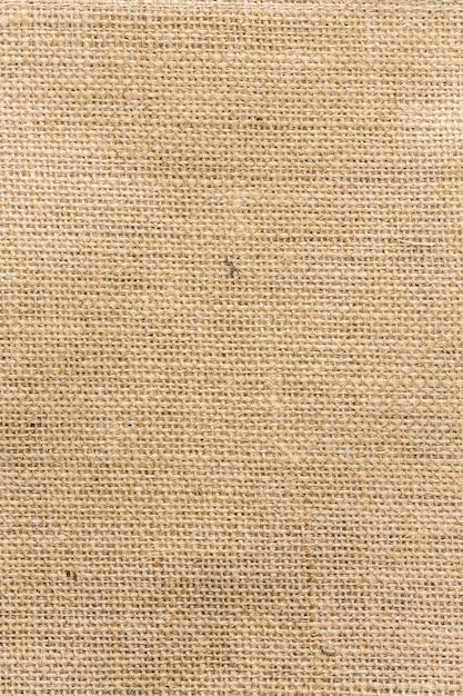 Grunge linen weaved wicker texture Premium Photo