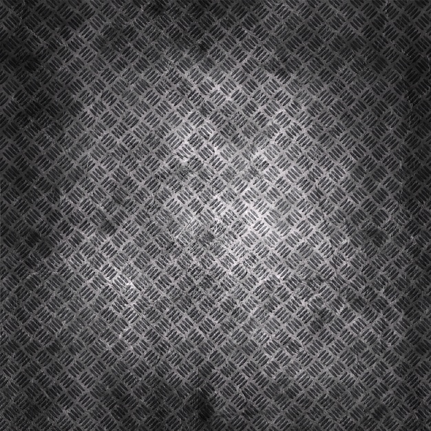 Grunge scratched metal plate texture background Free Photo