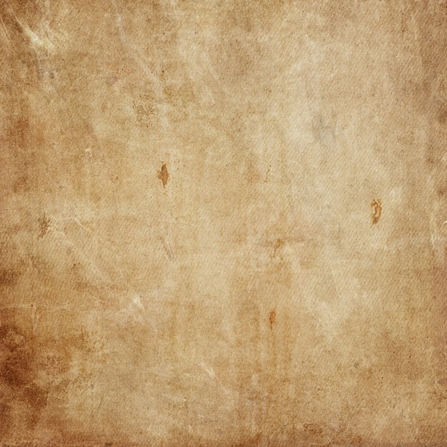Grunge style canvas texture background with splats and stains Free Photo