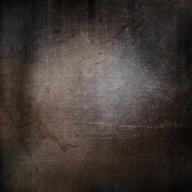 Grunge texture of a metal surface Free Photo