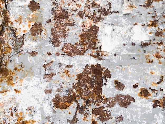 Grunge texture of metallic backdrop Premium Photo