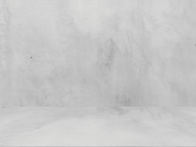 Шероховатый белая стена из натурального цемента или каменной старой стены текстуры. концептуальный баннер стены, гранж, материал или конструкция. Бесплатные Фотографии