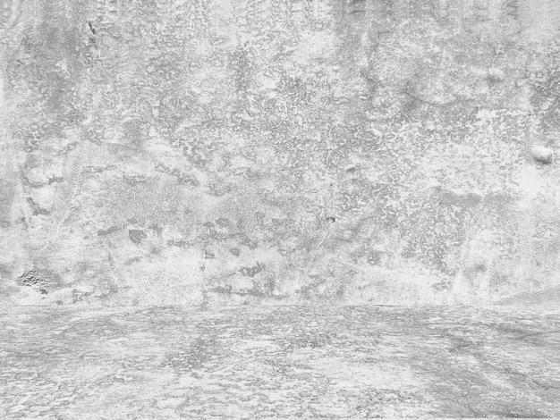 自然なセメントや石の古いテクスチャ壁の汚れた白い壁。概念的な壁バナー、グランジ、材料、または建設。 無料写真