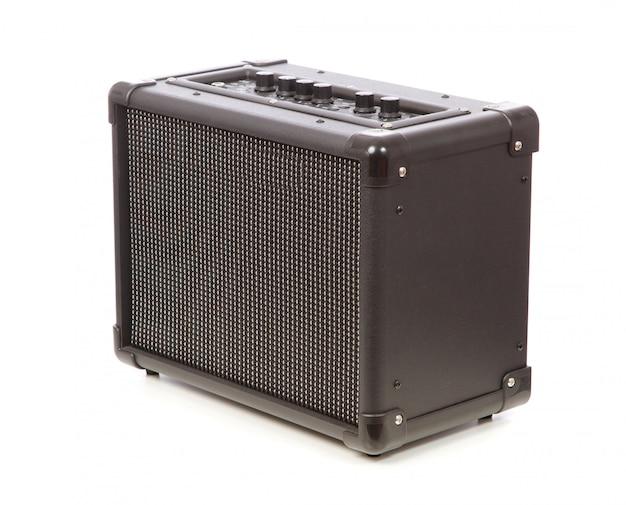 Guitar amplifier Premium Photo