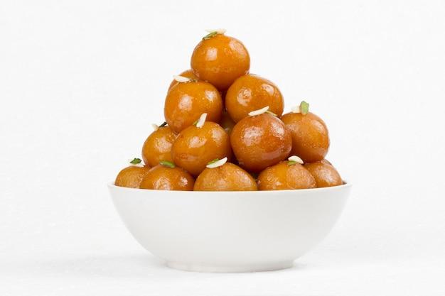 Gulab jamun Premium Photo