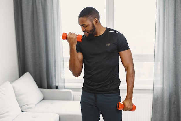 Home Workout target your Biceps