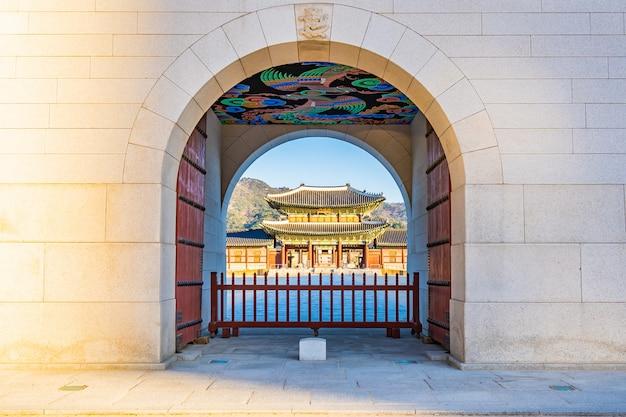 Gyeongbokgung palace Free Photo
