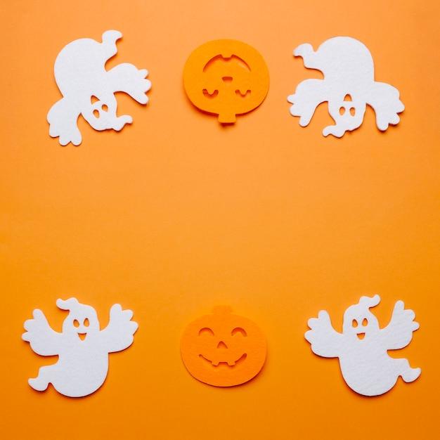 Decorazione festa di halloween Foto Gratuite