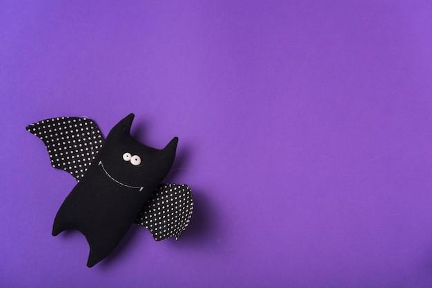 Halloween soft bat Free Photo