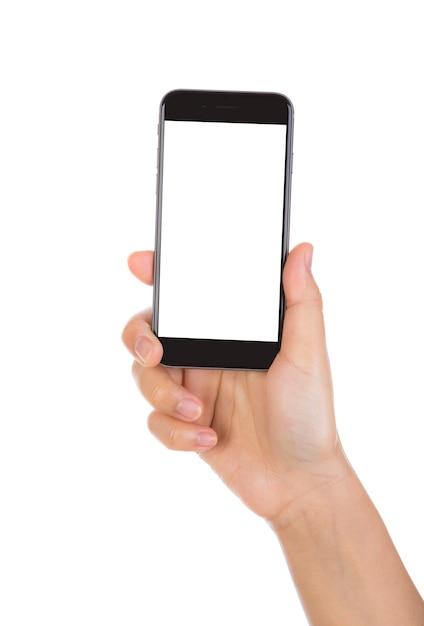 Рука черный мобильный Бесплатные Фотографии