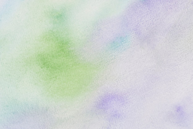 Hand painted watercolor backdrop Free Photo