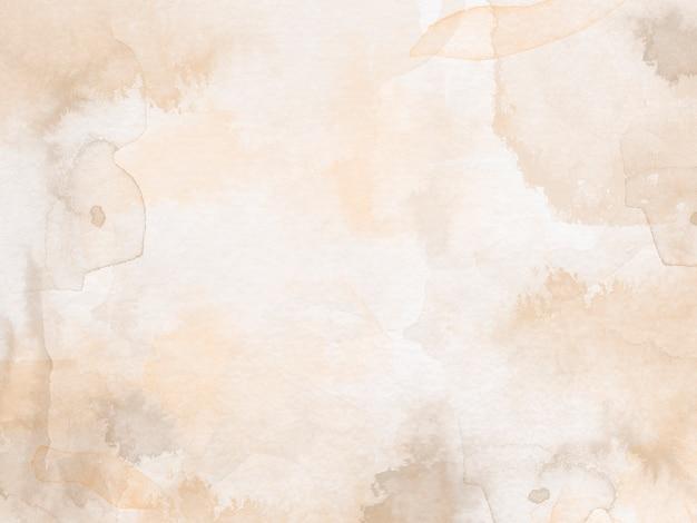 手描きの水彩画の背景 無料写真