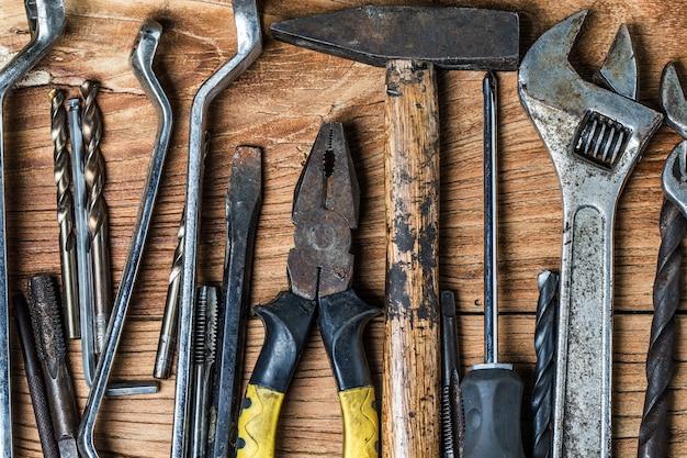 Hand tools Free Photo