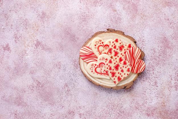 Конфеты ручной работы в форме сердца. Бесплатные Фотографии