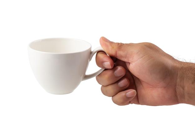 Image result for hand holding coffee mug