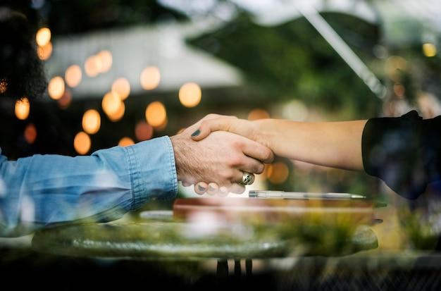 Handshake Free Photo