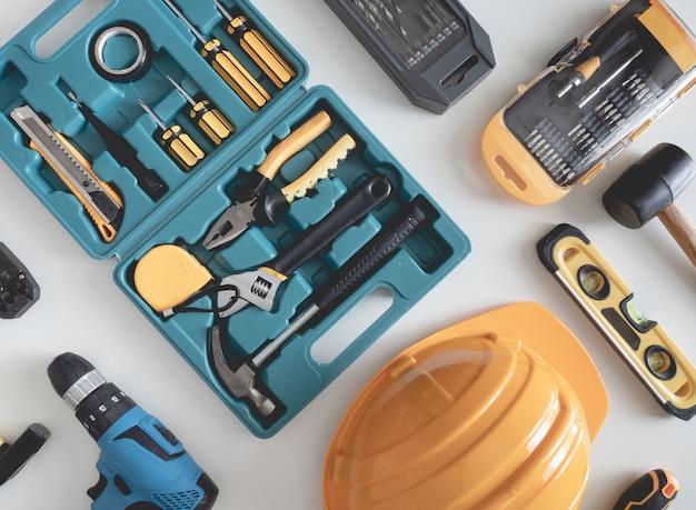 Handyman tools Premium Photo