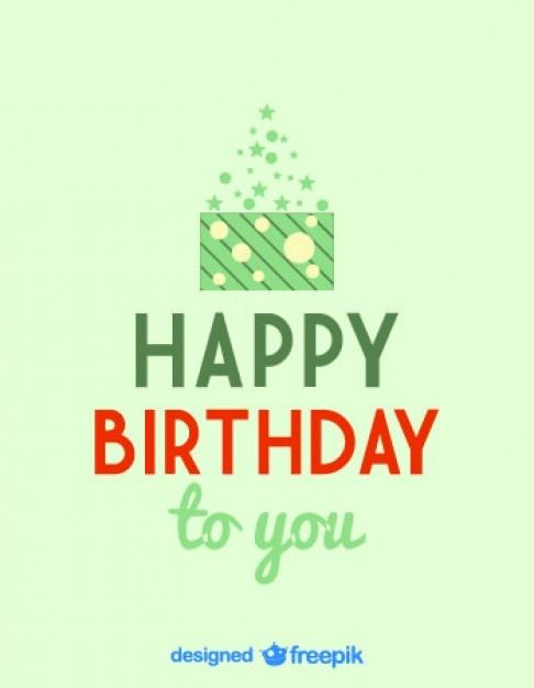 Happy Birthday Cards Retro Happy Birthday Retro Card