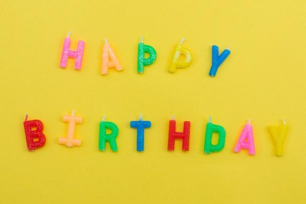 Happy birthday Free Photo
